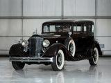 Packard Super Eight Club Sedan (1104-756) 1934 photos