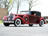 Packard Super Eight Convertible Victoria (1104-767) 1934 photos