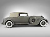 Packard Super Eight Convertible Victoria (1104-767) 1934 wallpapers