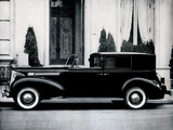 Packard Super Eight All-Weather Panel Brougham by Rollston (1668) 1938 images
