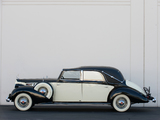 Packard Super Eight Transformable Town Car by Franay 1939 images
