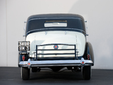 Packard Super Eight Transformable Town Car by Franay 1939 pictures