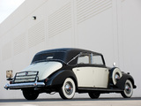 Packard Super Eight Transformable Town Car by Franay 1939 wallpapers