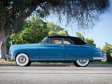 Packard Super Eight Victoria Convertible (2232-2279) 1948 images