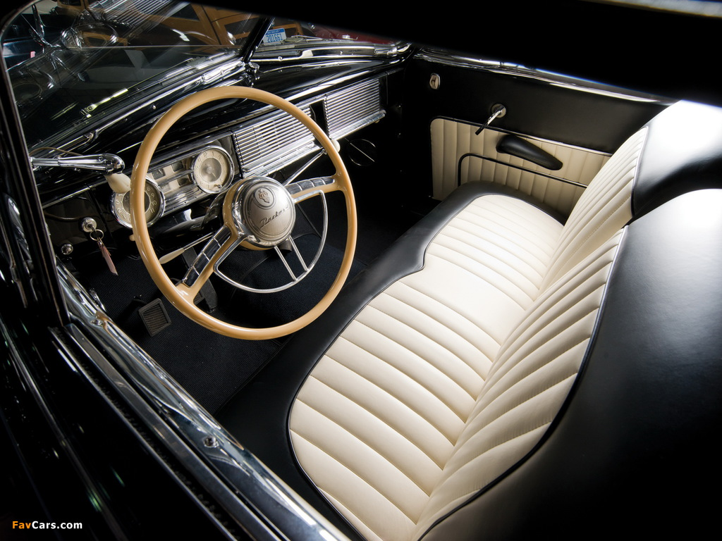 Packard Super Eight Victoria Convertible (2232-2279) 1948 wallpapers (1024 x 768)