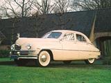 Packard Super Eight Sedan 1949 photos