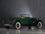 Packard Super Eight Coupe Roadster 1934 pictures