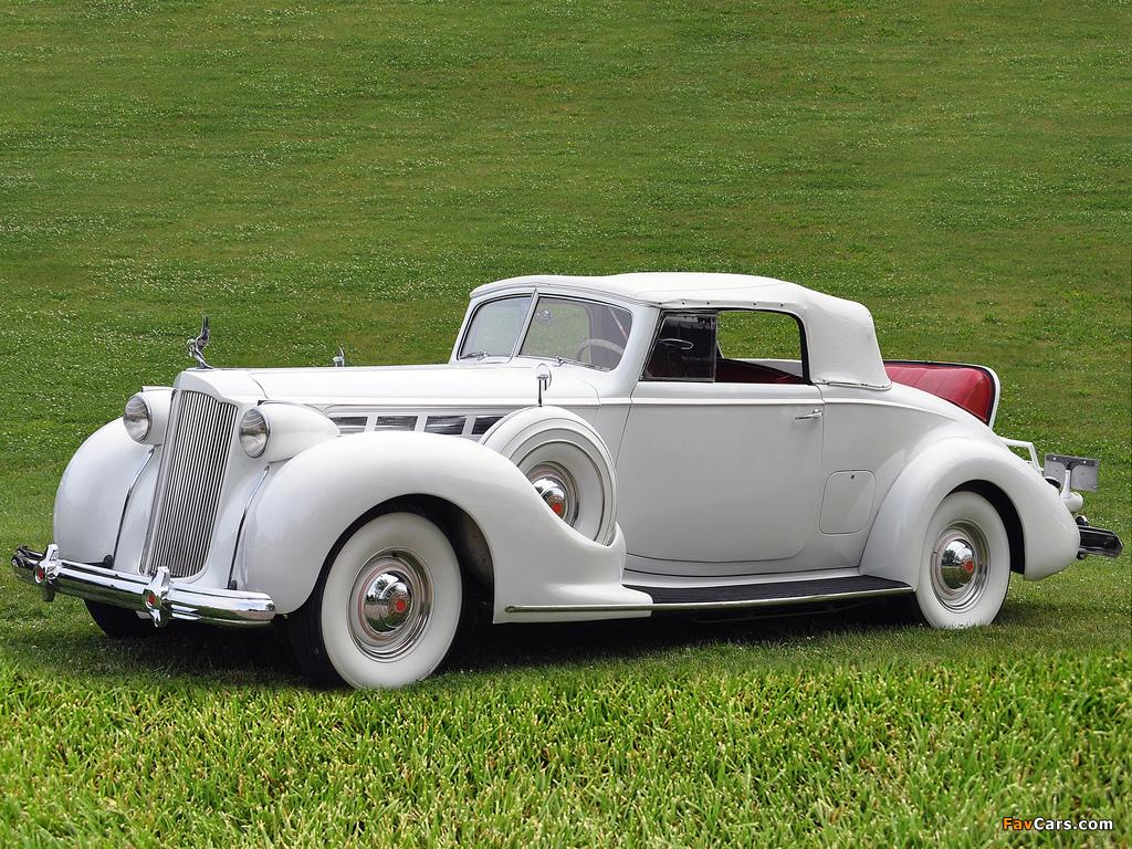 Packard Super Eight photos (1024 x 768)