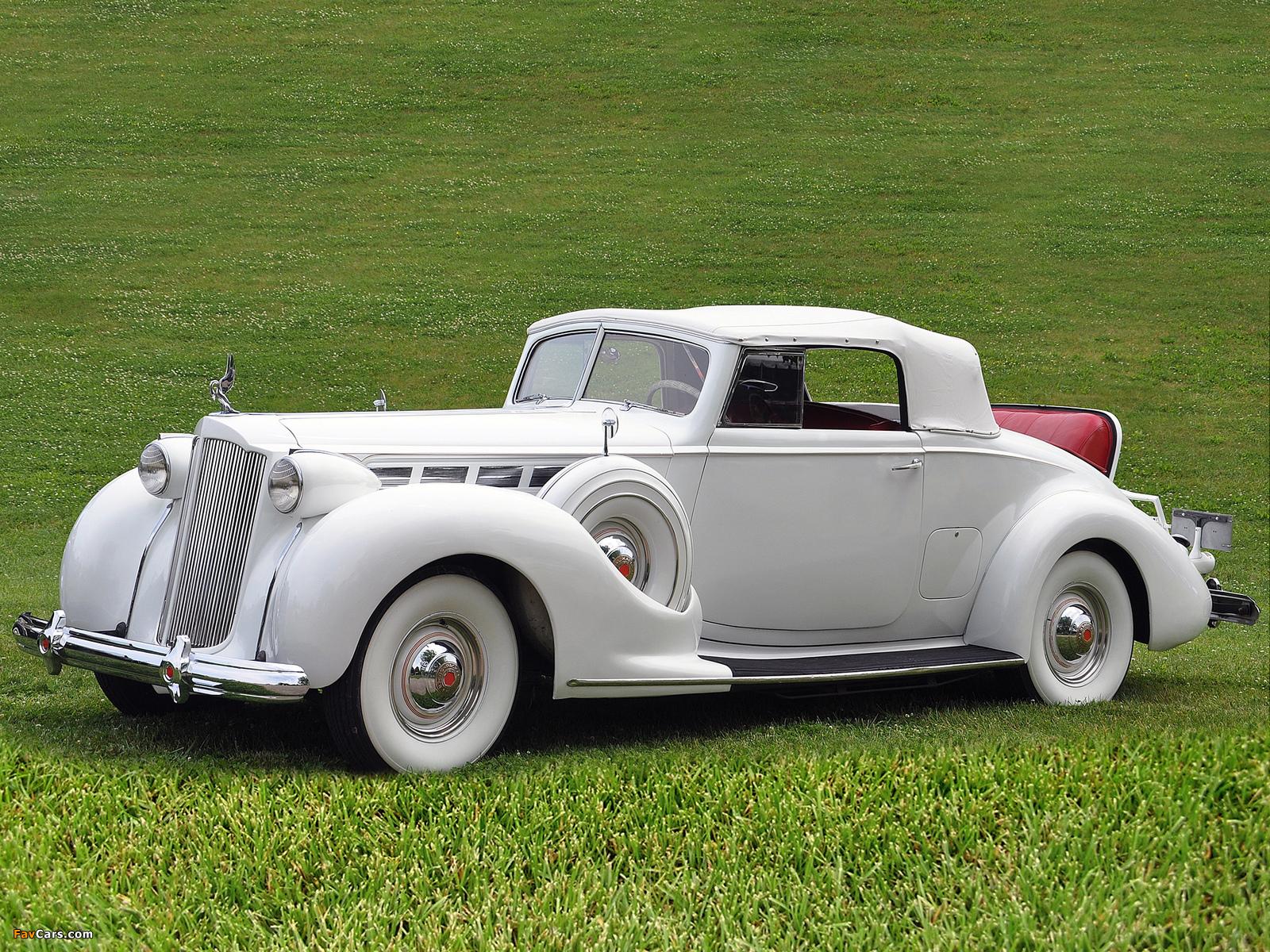 Packard Super Eight photos (1600 x 1200)