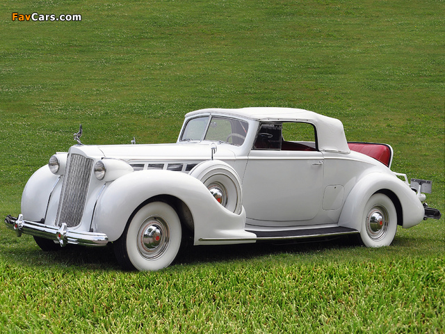 Packard Super Eight photos (640 x 480)