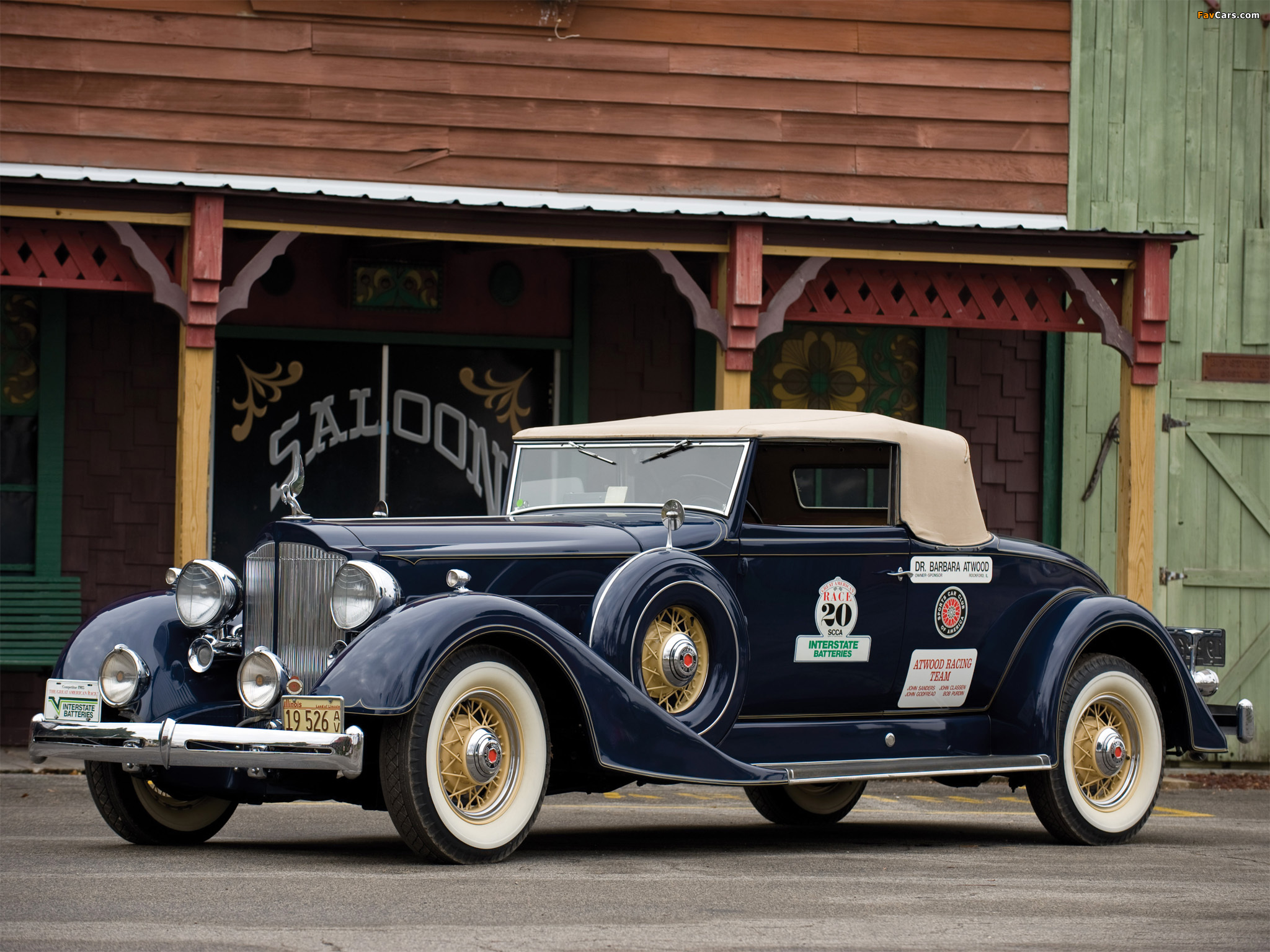 Photos of Packard Super Eight Coupe Roadster (1104-759) 1934 (2048 x 1536)
