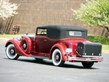 Photos of Packard Super Eight Convertible Victoria (1104-767) 1934