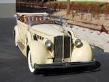 Photos of Packard Super Eight 5-passenger Phaeton 1935