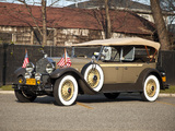 Pictures of Packard 640 Super Eight Touring 1929