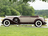 Pictures of Packard Super Eight Convertible Victoria (1104-767) 1934