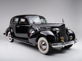Pictures of Packard Super Eight Touring Sedan (1703-1272) 1939