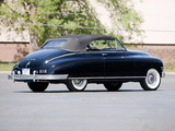 Pictures of Packard Super Eight Victoria Convertible (2232-2279) 1948