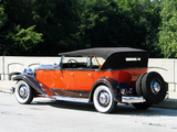 Pictures of Packard Super Eight Sport Phaeton (840) 1931