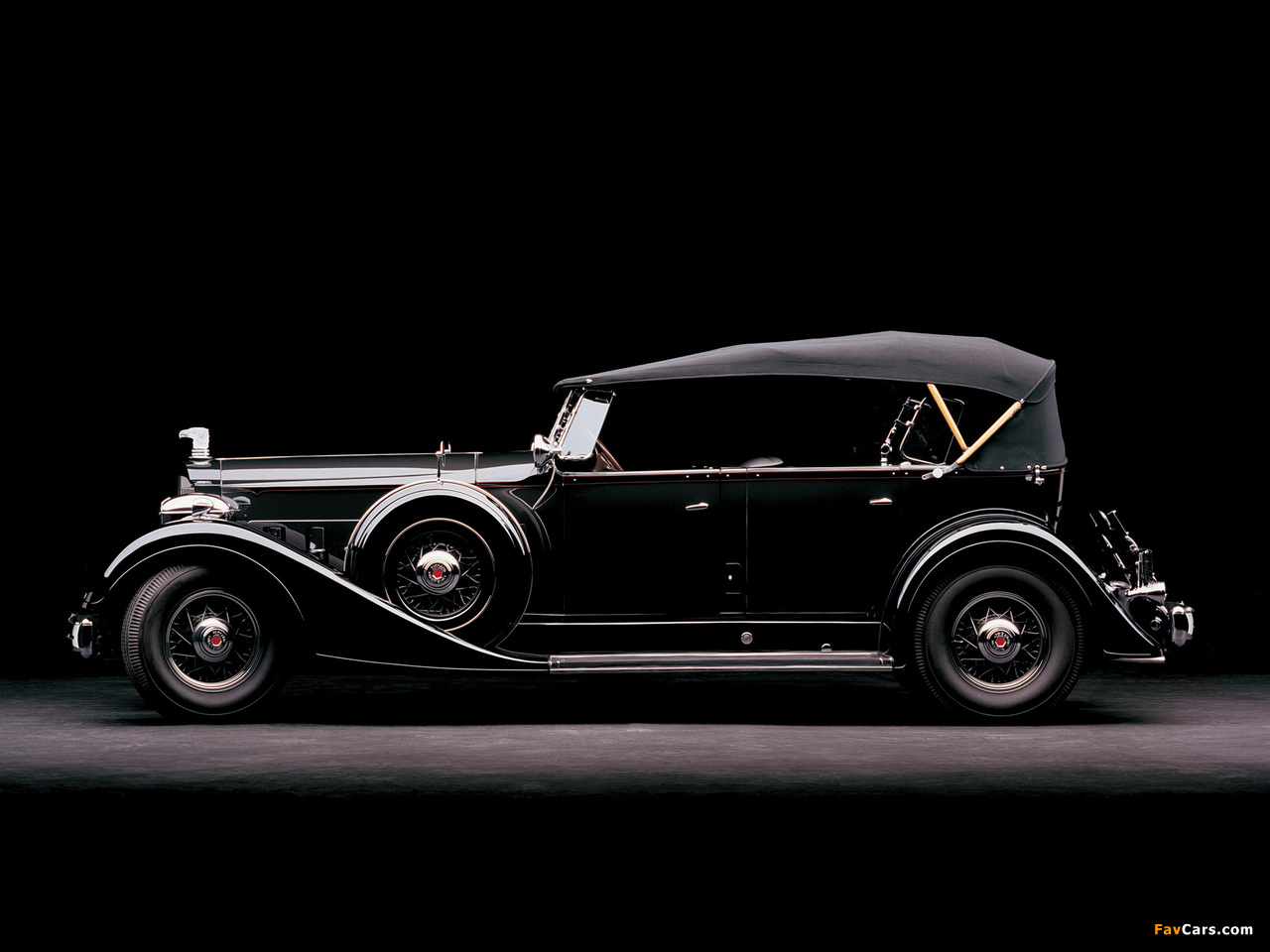 Pictures of Packard Super Eight Cowl Phaeton 1934 (1280 x 960)