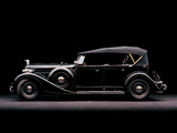 Pictures of Packard Super Eight Cowl Phaeton 1934