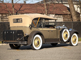 Packard 640 Super Eight Touring 1929 wallpapers