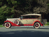 Packard Super Eight Touring (1004-650) 1933 wallpapers