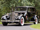 Packard Super Eight Club Sedan (1104-756) 1934 wallpapers