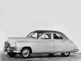 Packard Super Eight Touring Sedan (2202-2272) 1948 wallpapers