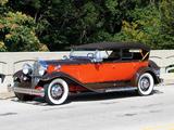 Packard Super Eight Sport Phaeton (840) 1931 wallpapers