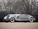 Images of Packard Twelve Coupe Roadster (1107-739) 1934