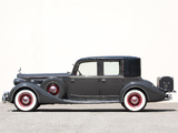 Images of Packard Twelve Close Coupled Limousine 1935