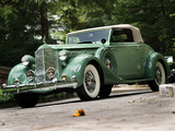 Images of Packard Twelve Coupe Roadster (1407-939) 1936