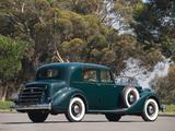 Images of Packard Twelve Club Sedan 1936