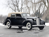 Images of Packard Twelve Collapsible Touring Cabriolet by Brunn 1938