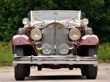Packard Twelve Sport Phaeton (1005-641) 1933 images