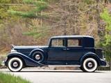 Packard Twelve Club Sedan (1005-636) 1933 photos