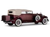 Packard Twelve Convertible Sedan (1005-640) 1933 photos