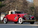 Packard Twelve Coupe Roadster (1005-639) 1933 photos