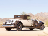 Packard Twelve Coupe Roadster (1005-639) 1933 pictures
