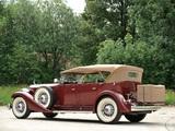 Packard Twelve Sport Phaeton (1005-641) 1933 pictures