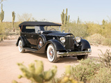 Packard Twelve 7-passenger Touring (1107-730) 1934 images