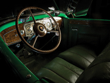 Packard Twelve Phaeton (1107-731) 1934 wallpapers