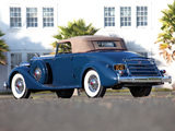 Packard Twelve Coupe Roadster by Dietrich (1207-839) 1935 photos