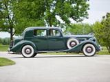 Packard Twelve Club Sedan 1936 images
