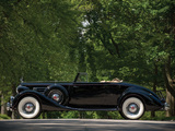 Packard Twelve Coupe Roadster (1407-939) 1936 images
