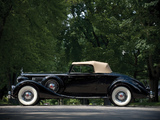 Packard Twelve Coupe Roadster (1407-939) 1936 photos