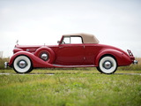 Packard Twelve Coupe Roadster (1407-939) 1936 pictures