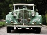 Packard Twelve Coupe Roadster (1407-939) 1936 wallpapers