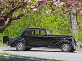 Packard Twelve 5-passenger Coupe (1407) 1936 wallpapers