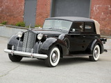 Packard Twelve All-Weather Cabriolet by Rollston (1607-494) 1938 images